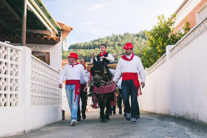 Enguera, San Isidro labrador y San Antonio abad 2016 11