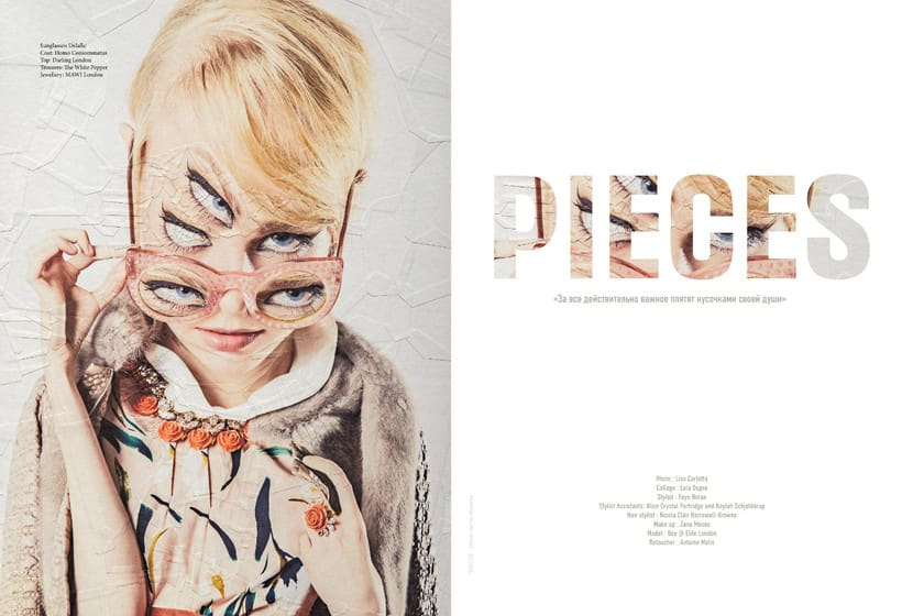 PIECES para Eye Republic Magazine 1