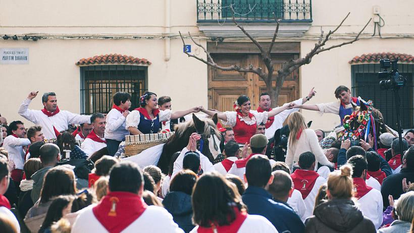Enguera, San Isidro labrador y San Antonio abad 2016 19