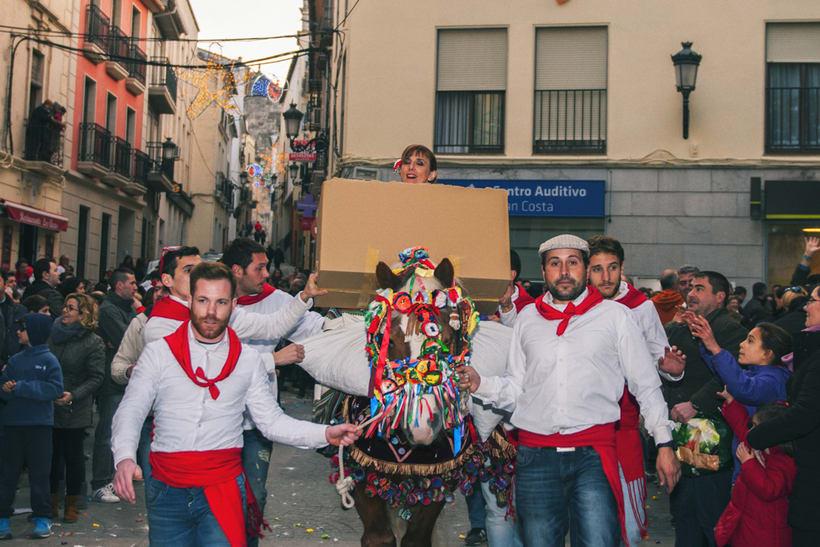 Enguera, San Isidro labrador y San Antonio abad 2016 31