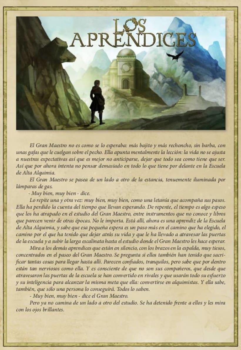 Edición del juego de mesa Los Aprendices 2