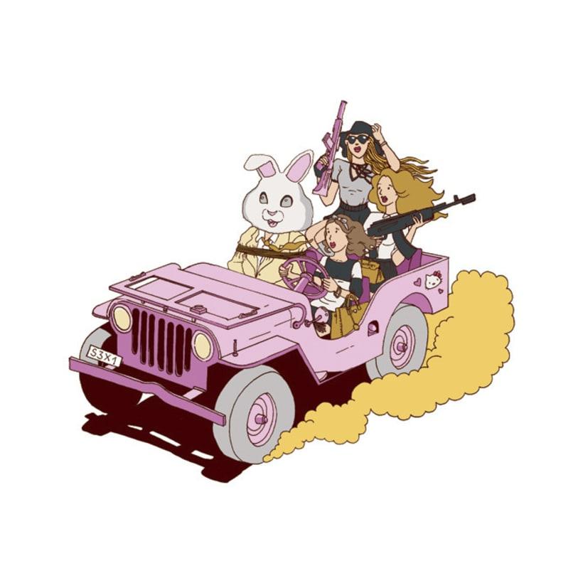 Girls & Guns 0