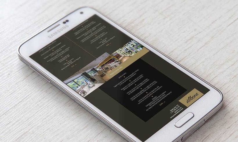 Diseño Newsletter - Álbora 2