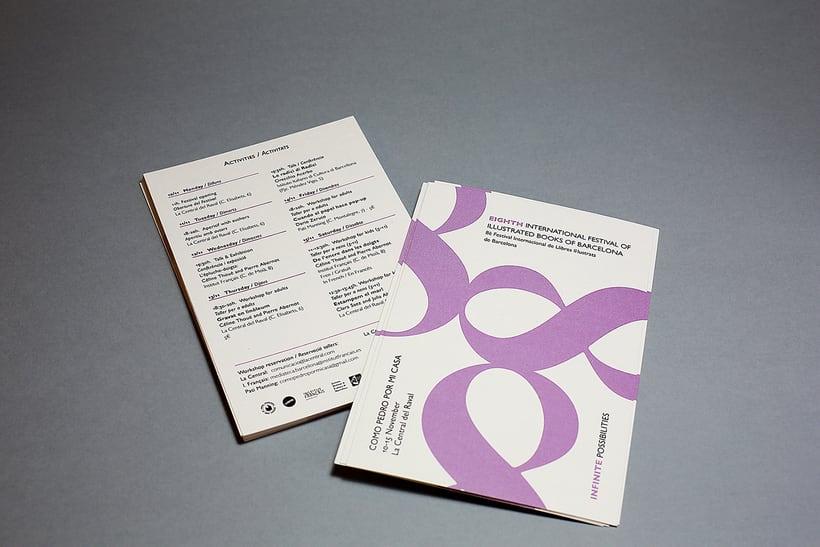 8º festival de libros ilustrados de Barcelona 2