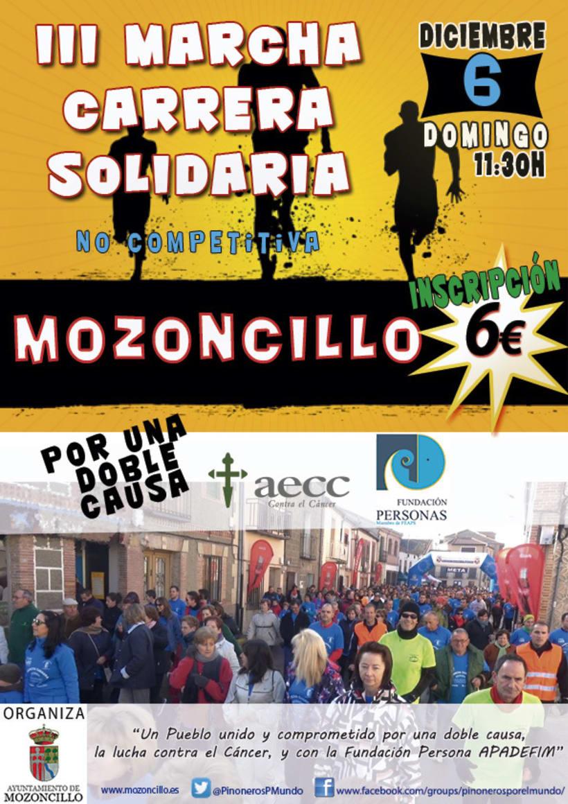 III Marcha y Carrera Solidaria 0