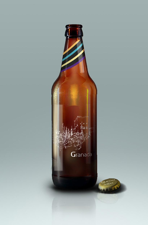 Diseño Packaging - Cerveza artesanal 4