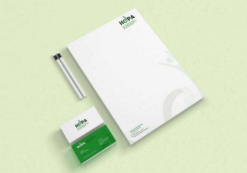 Diseño Corporativo - HEPA 3