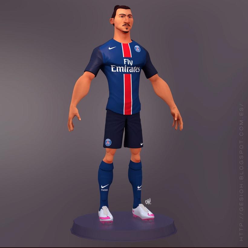 Zlatan Ibrahimovic -1