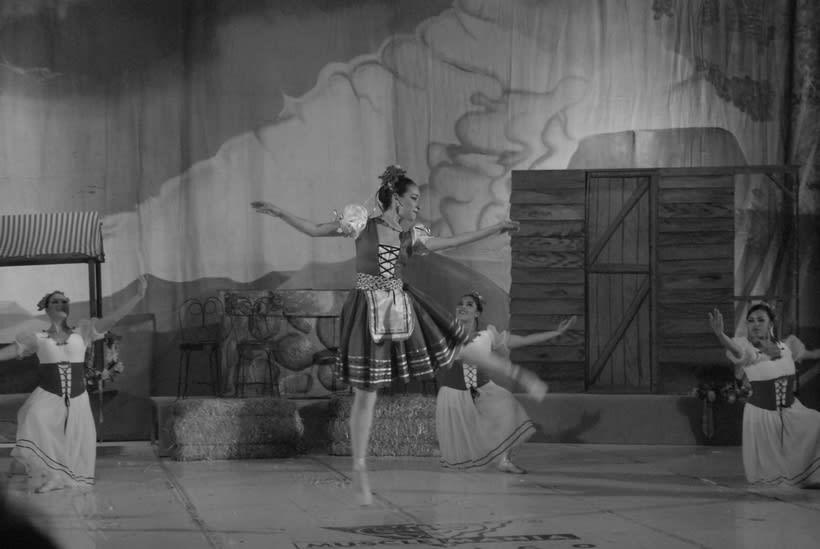La danse et le theatre 1
