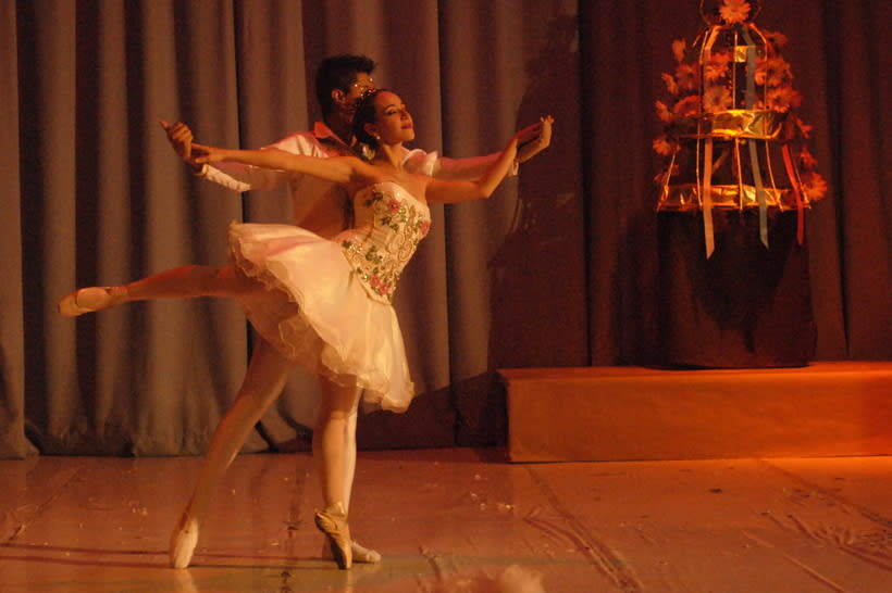 La danse et le theatre 4