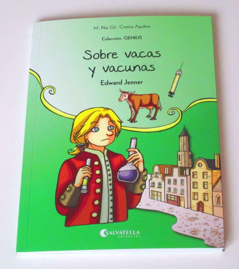 Colección GENIUS vol.4 Sobre vacas y vacunas 2