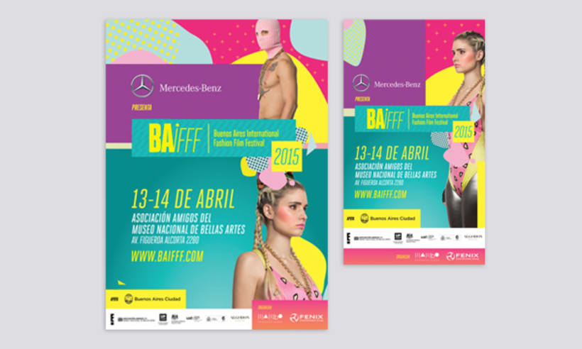 Buenos Aires International Fashion Film Festival BAIFFF 2015 0