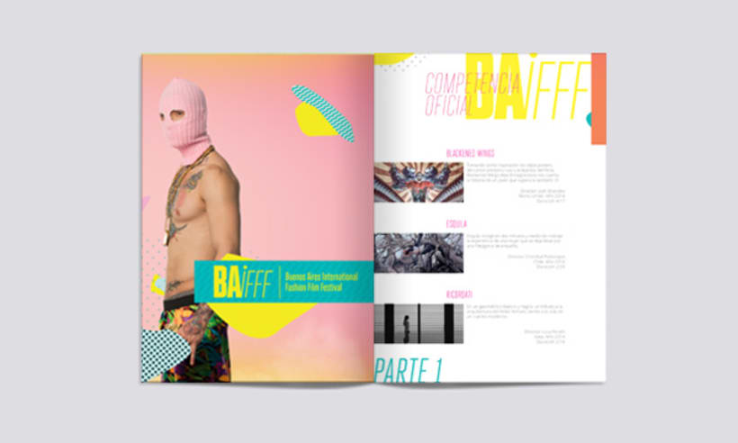 Buenos Aires International Fashion Film Festival BAIFFF 2015 7