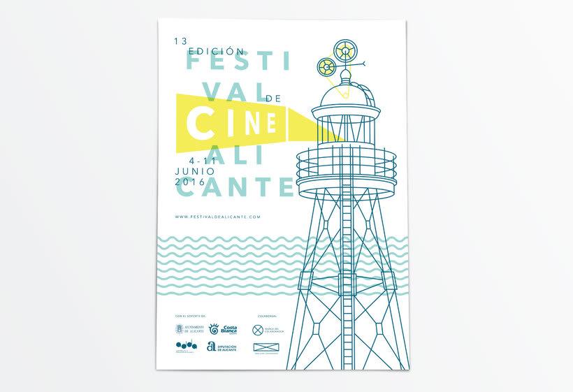 Propuesta 13 edición del Festival de Cine de Alicante 0