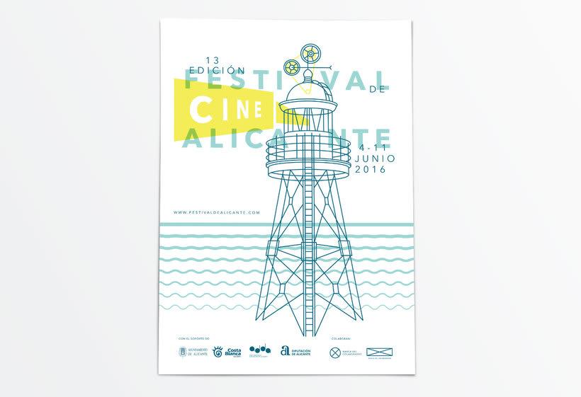 Propuesta 13 edición del Festival de Cine de Alicante 1