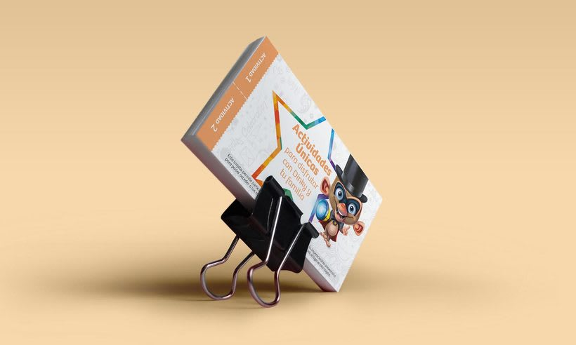 Diseño Tarjetas - Club Dinky 3