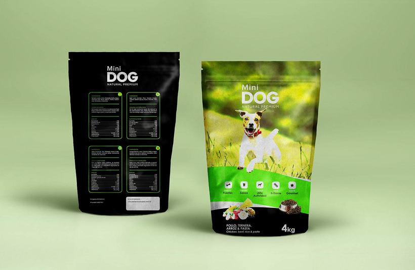 Diseño Packaging - Paskidog 1