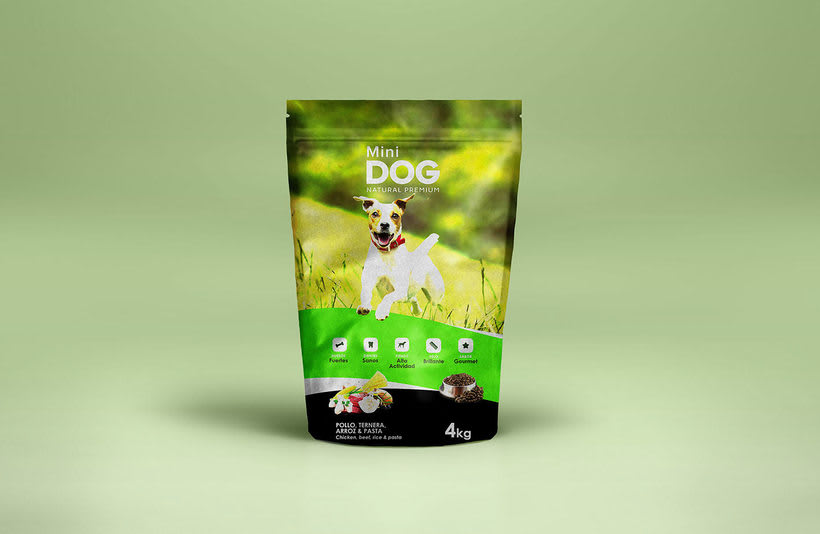 Diseño Packaging - Paskidog 2