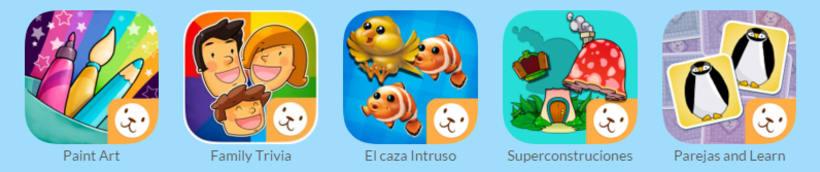 Juegos interactivos infantiles 1