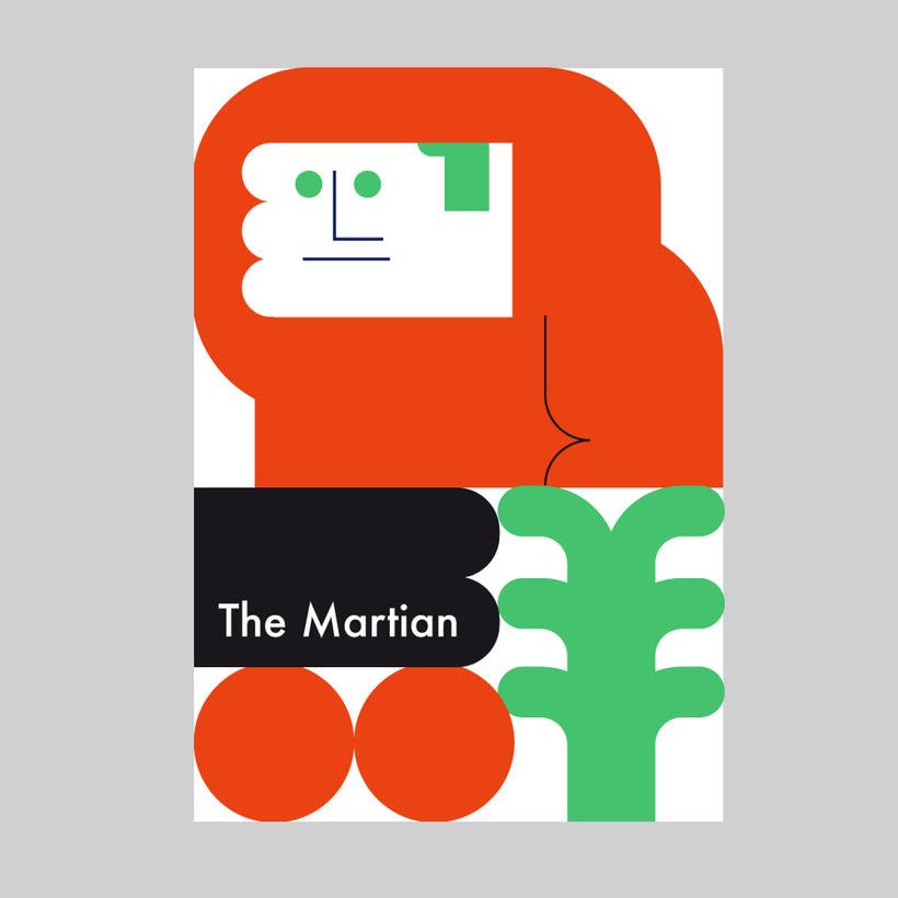 The Martian -1