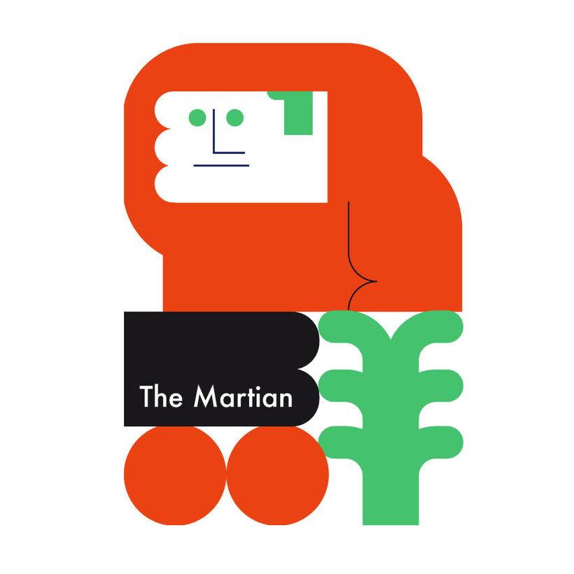 The Martian 0