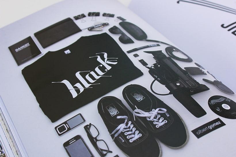B of BLACK 1