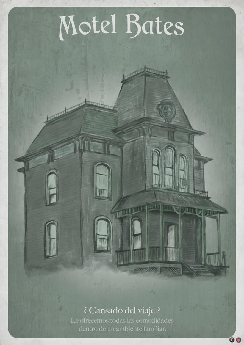 Horror Architecture 0
