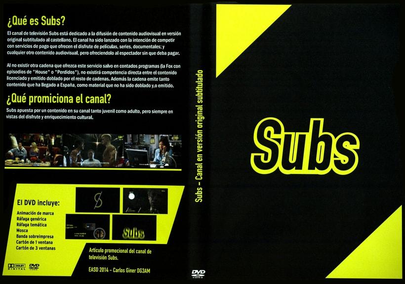 Subs - Canal de TV  10