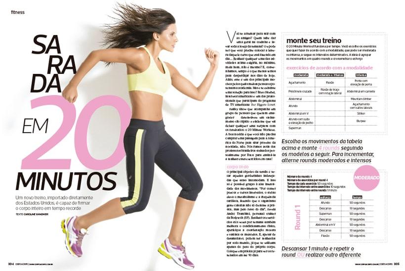 Corpo a Corpo magazine 4