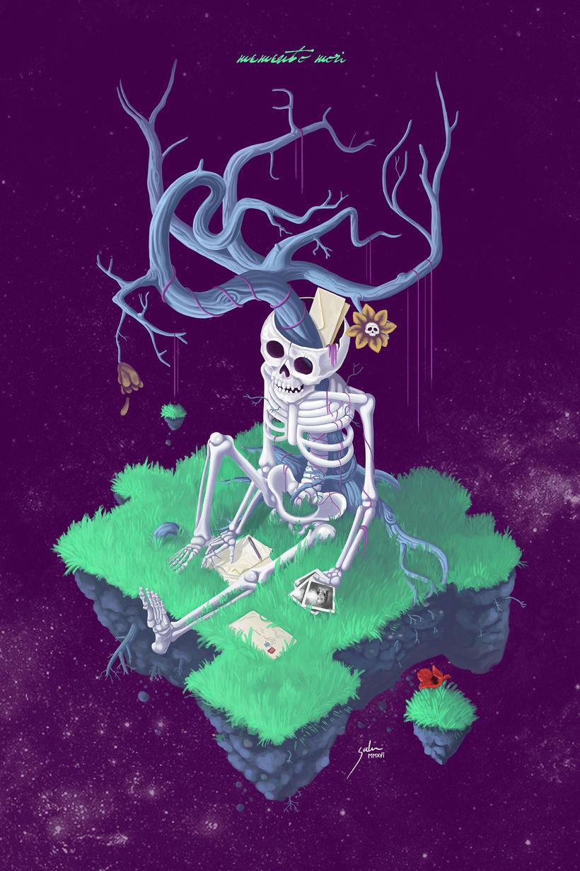 Memento mori -1