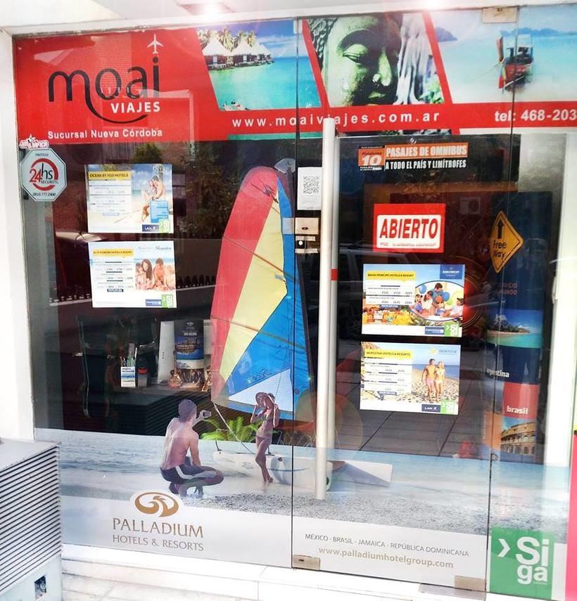 Ploteos de Vidrieras 2015 para Siga Turismo 4