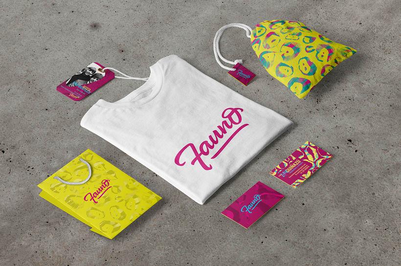 Fauno - Branding 0