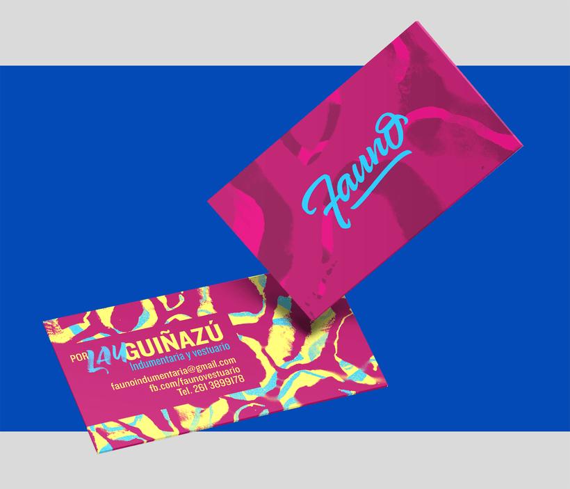 Fauno - Branding 8