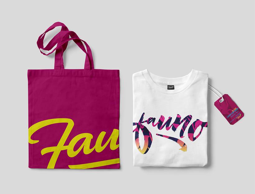 Fauno - Branding 7