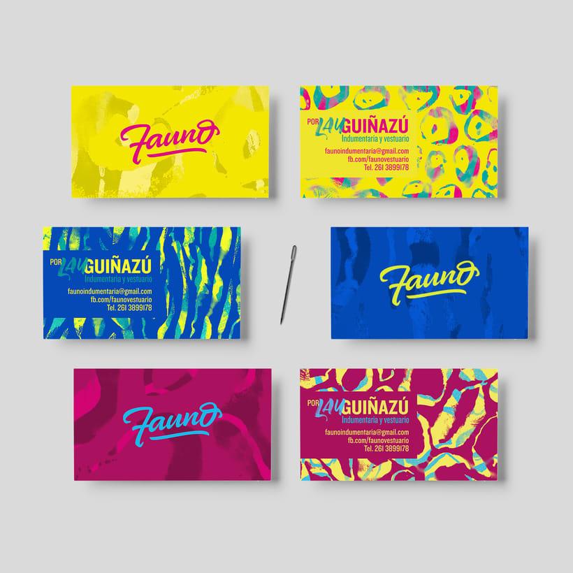 Fauno - Branding 4