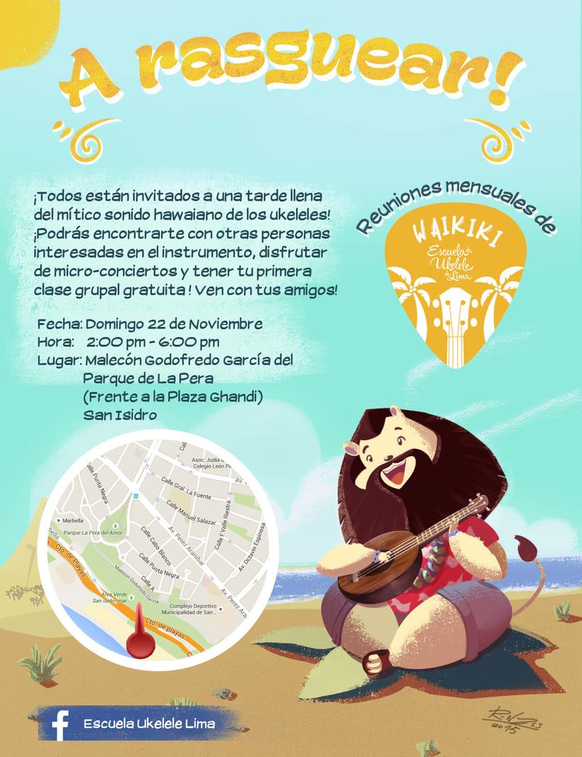 Afiche Reunión ukelele-peru -1