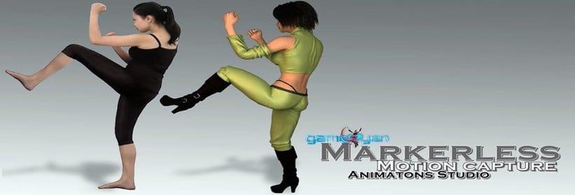 Estudio de Animación de Captura de Movimiento 0
