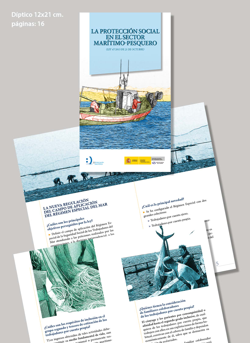 Campaña informativa sobre la protección social en el sector Marítimo-Pesquero -1