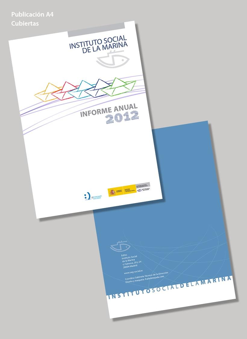 Informe Anual 2012 del ISM -1