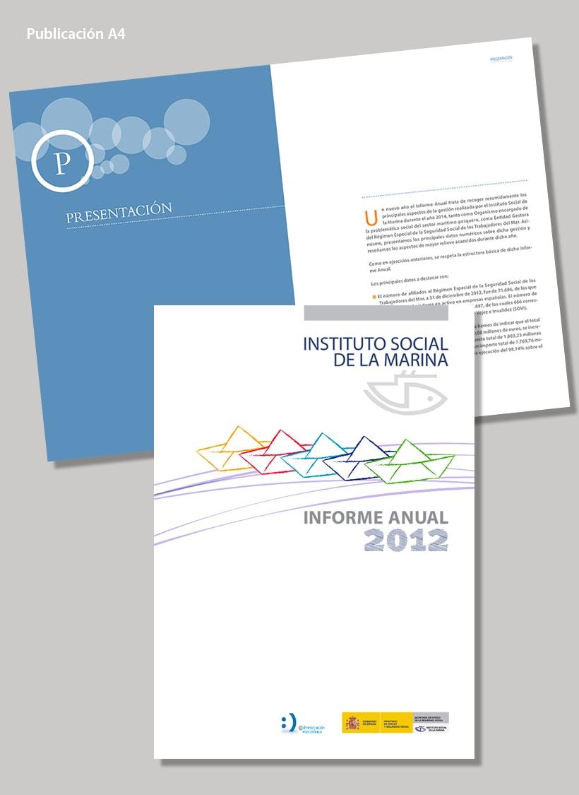 Informe Anual 2012 del ISM 1