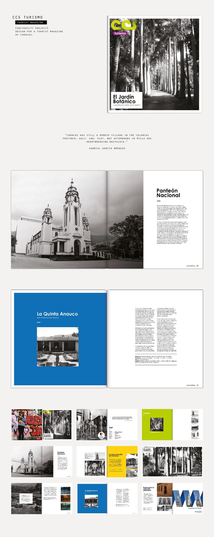 CCS Turismo | Magazine -1