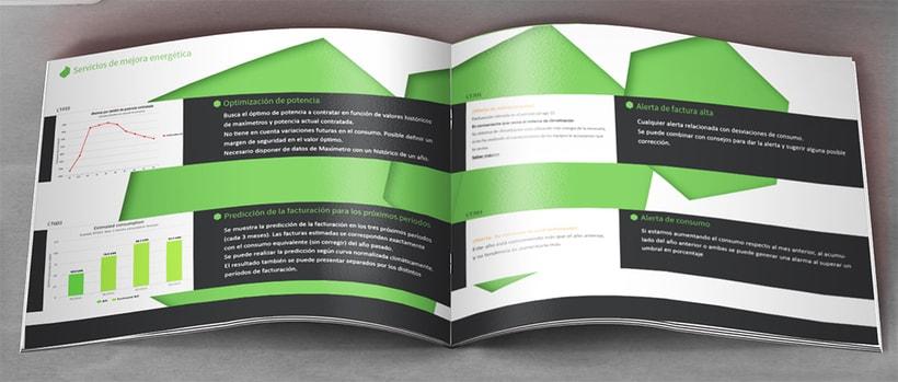 Catálogo de empresa, imagen corporativa y expositores para ferias 3