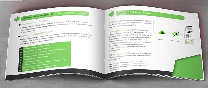 Catálogo de empresa, imagen corporativa y expositores para ferias 5
