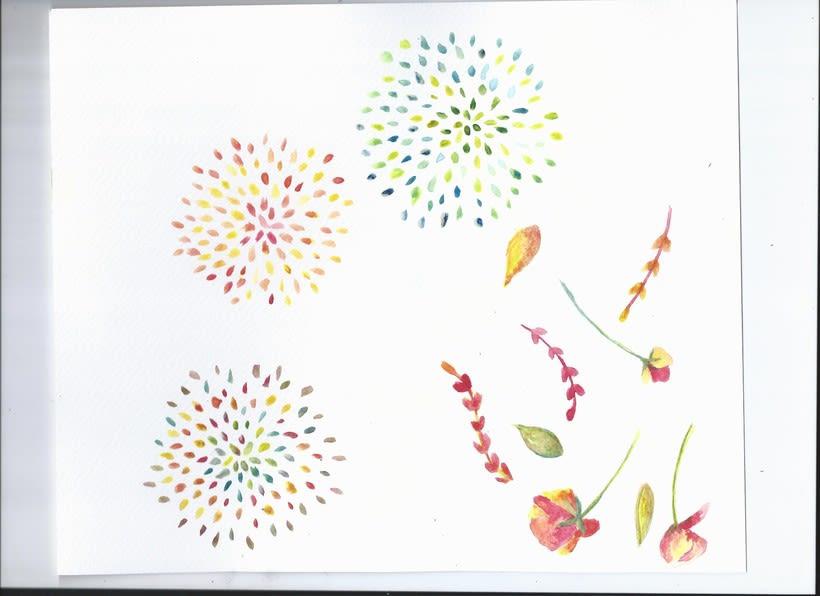Flores delicadas  0