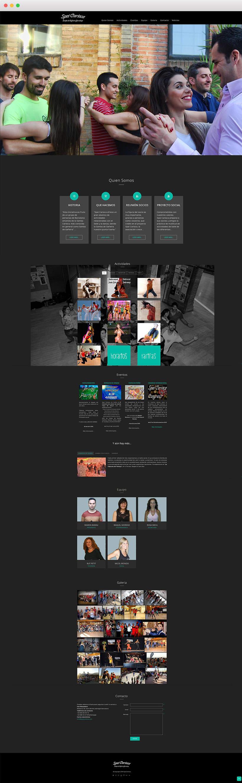 Diseño web y Estrategia Corporativa - SPAICARIOCA 1