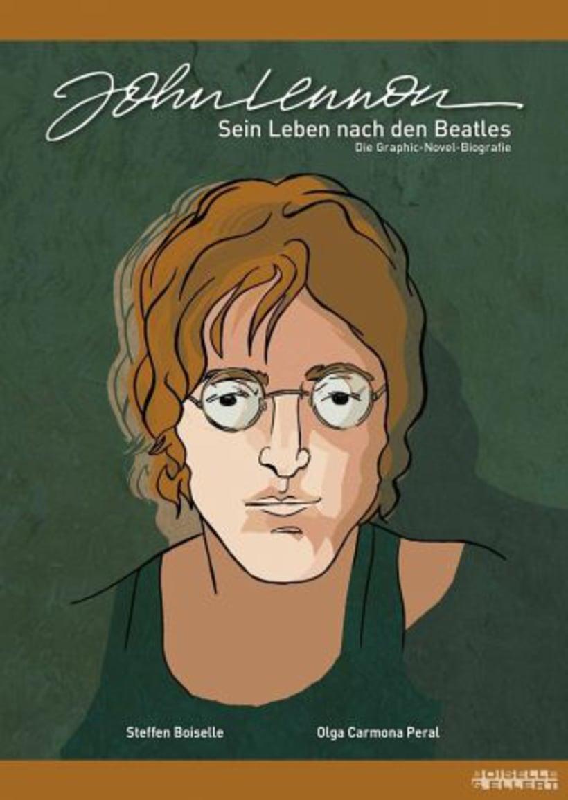 """""""John Lennon. Sein Leben Nach Den Beatles"""" 1"""