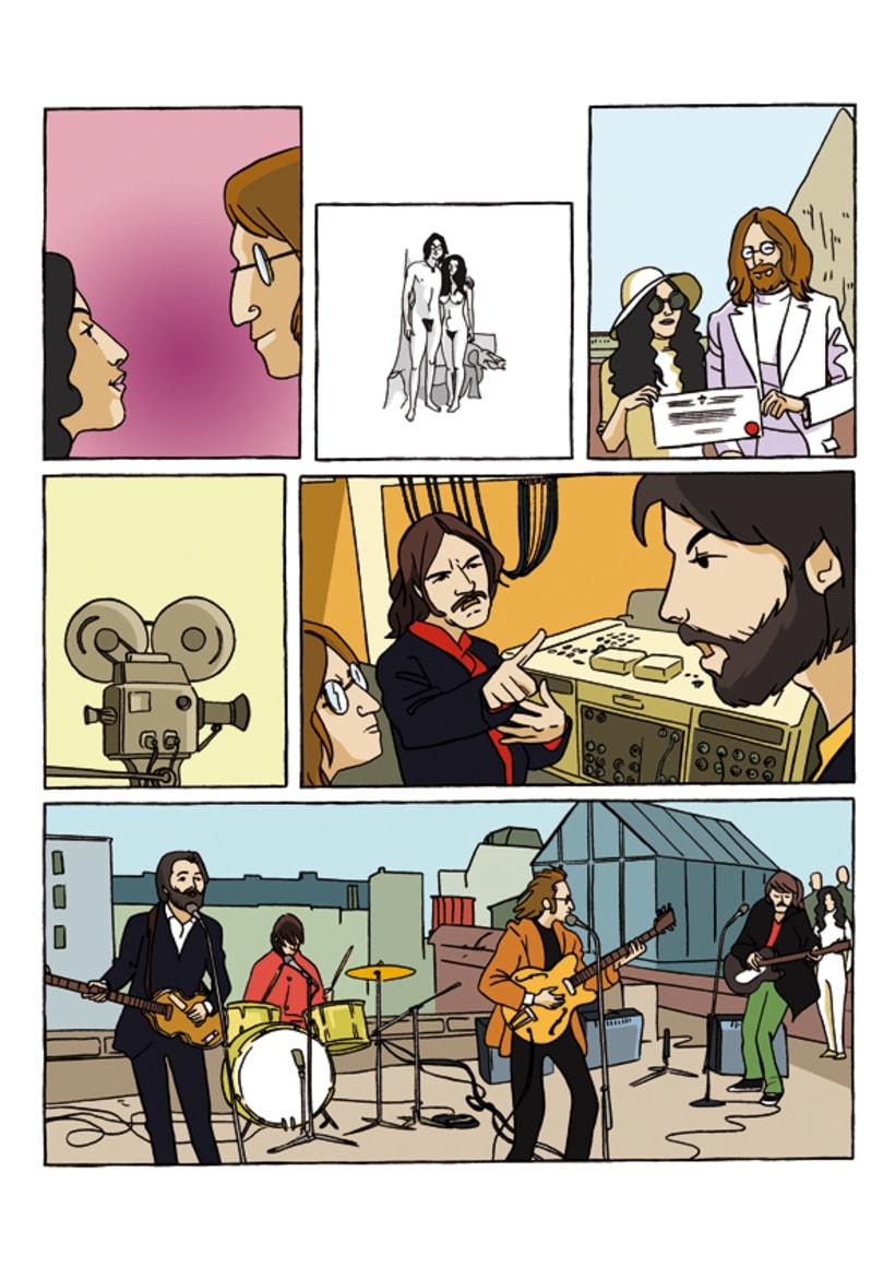 """""""John Lennon. Sein Leben Nach Den Beatles"""" 3"""