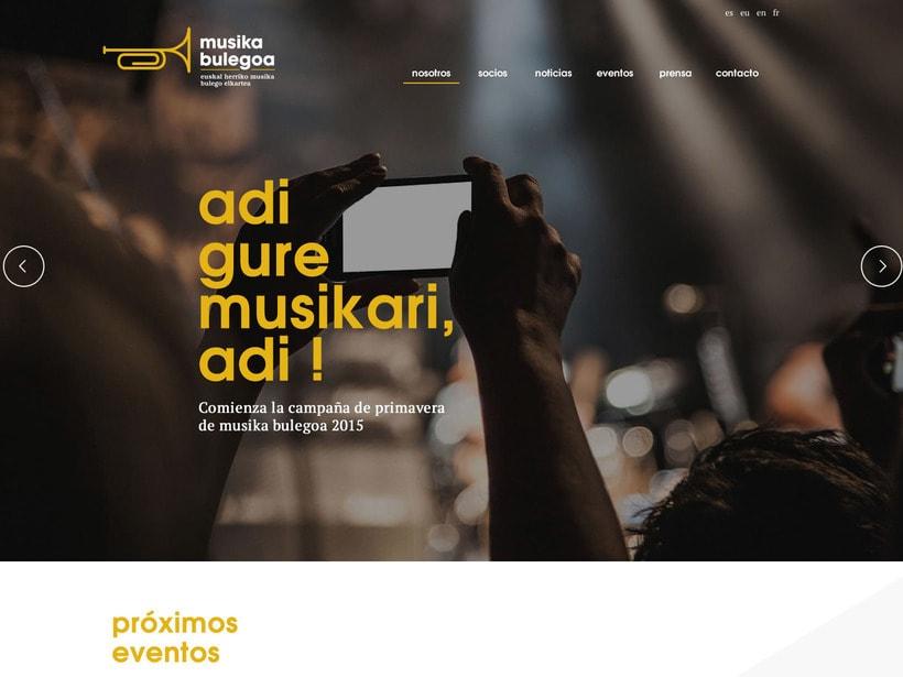 Musika Bulegoa, la oficina de la música por Vudumedia 5