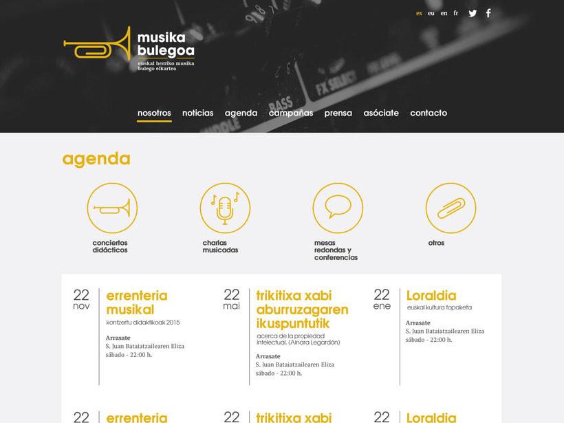 Musika Bulegoa, la oficina de la música por Vudumedia 6