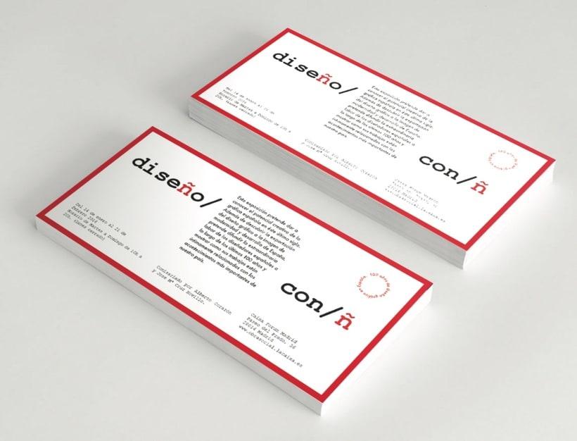 Tarjetón para exposición de diseño (Propuesta) -1